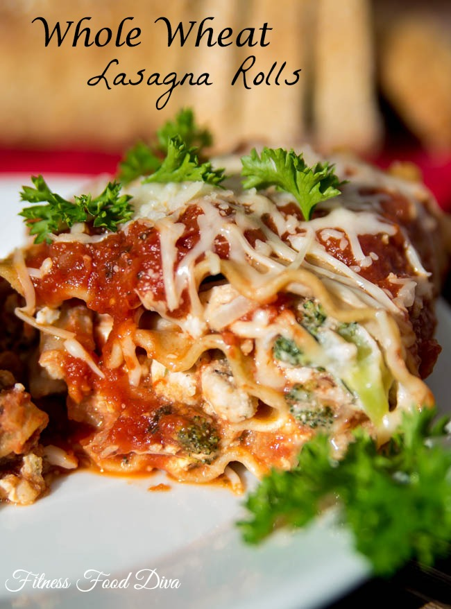 Whole Wheat Lasagna Rolls 11-10
