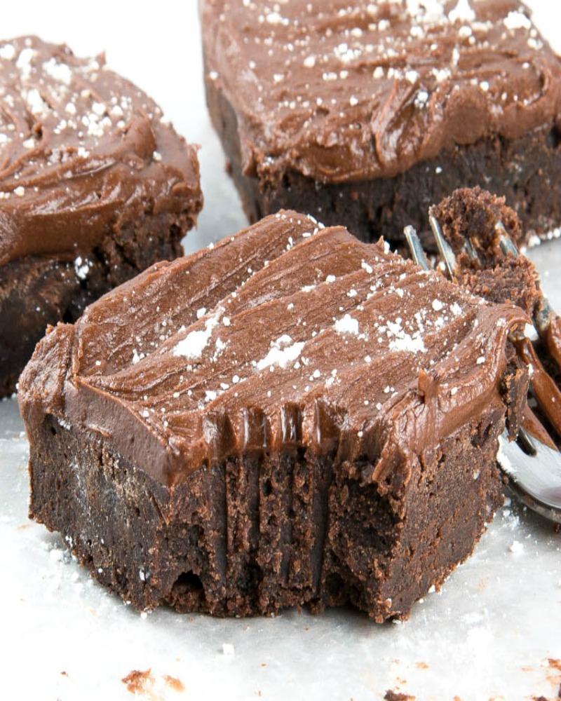 hershey's chocolate frosting