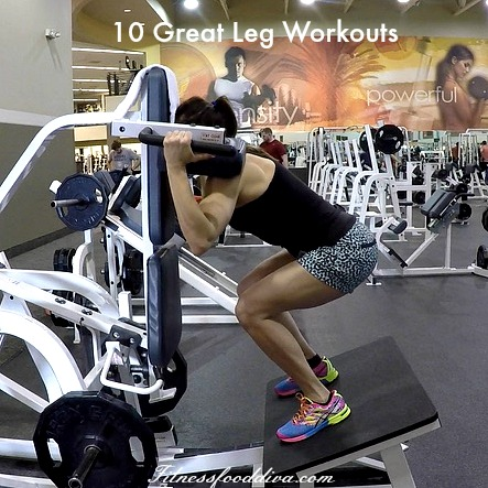 10 Great Leg Workouts