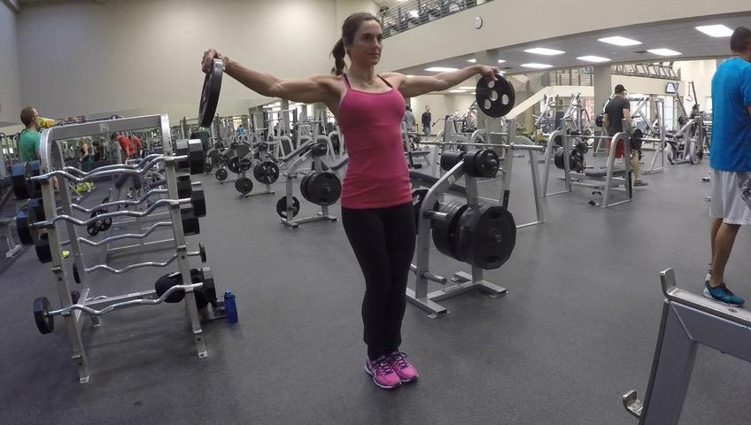 Shoulder Workout 4