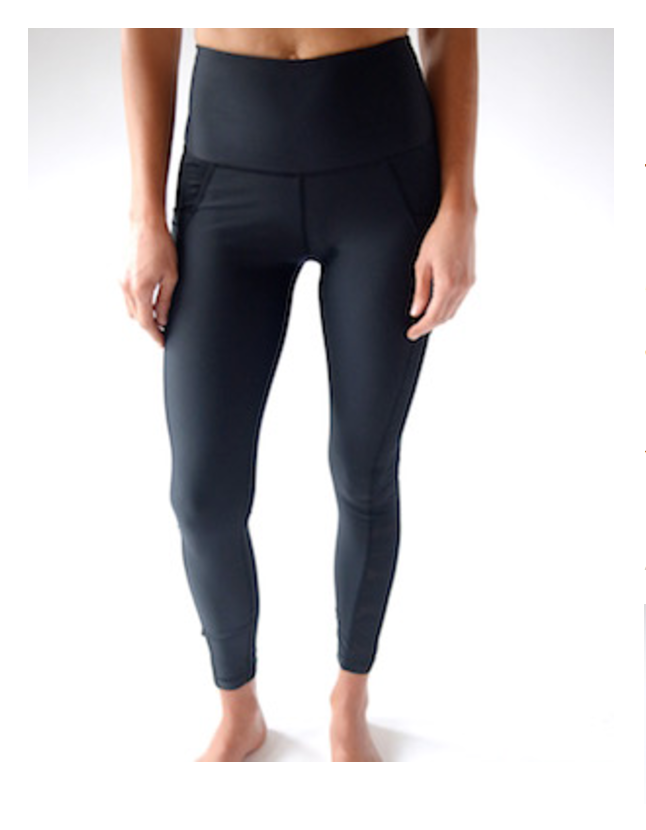 Add an amazing pair of workout pants to your routine. These are so soft and breathable.